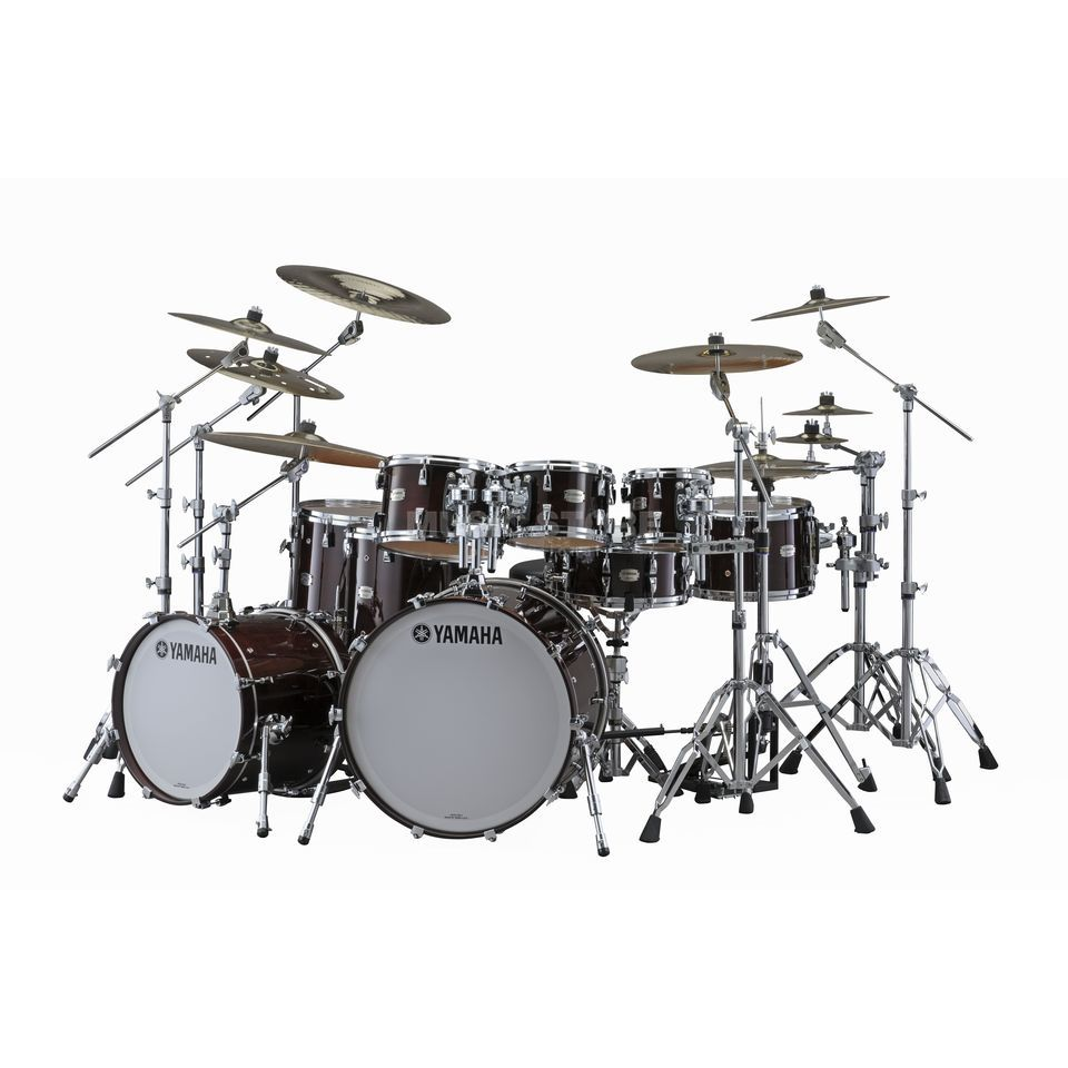Yamaha Absolute Maple Hybrid Studio, Classic Walnut #WLN Produktbillede