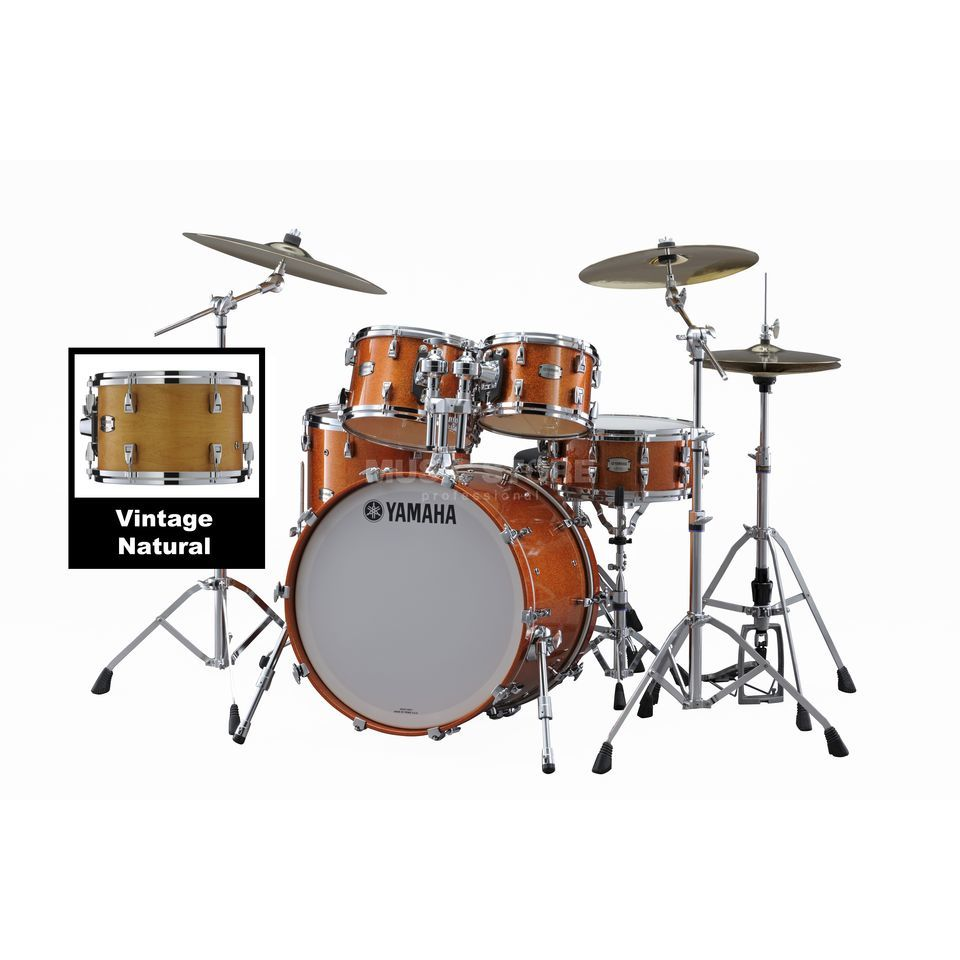 Yamaha Absolute Maple Hybrid Studio Vintage Natural #VN Produktbild