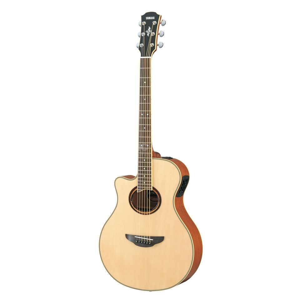 Yamaha APX 700 IIL NT Lefthand Natural Produktbild