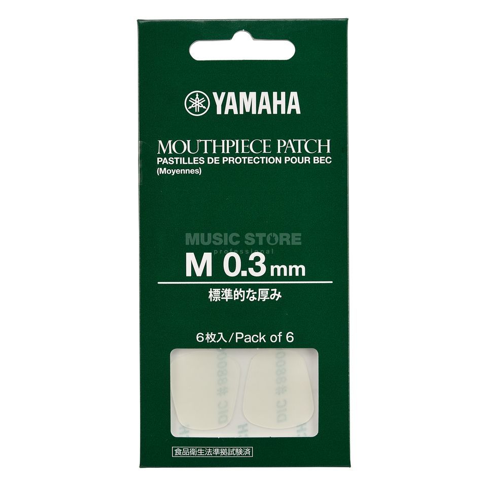 "Yamaha Bite Top 0.01"" (0,3mm) for Clarinet/Saxophone Produktbillede"