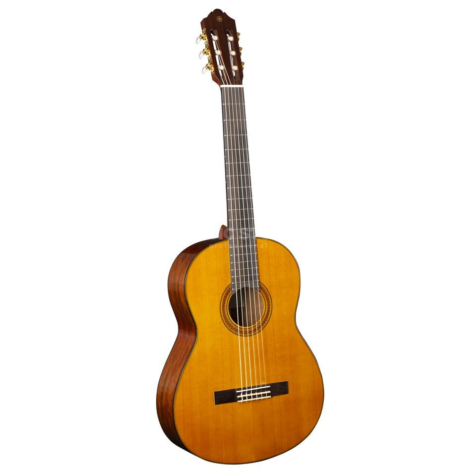 Yamaha CG162 Classical Acoustic Guita r, Natural   Produktbillede