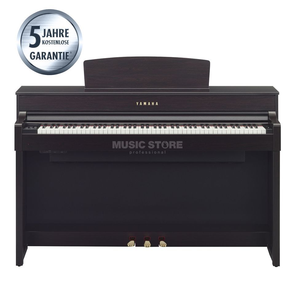 yamaha clavinova clp 575 r music store professional. Black Bedroom Furniture Sets. Home Design Ideas