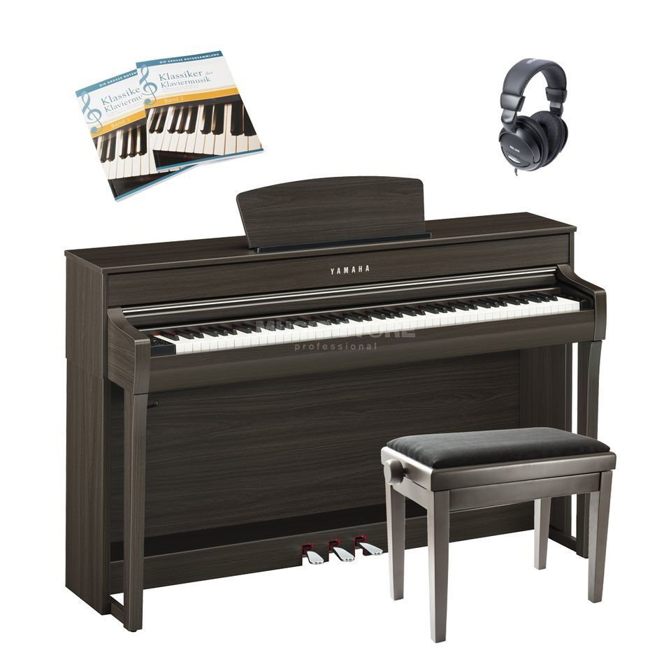 YAMAHA CLP-645 DW COMPLETE - Set Product Image
