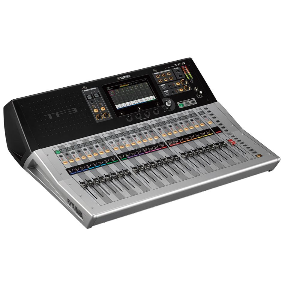 Yamaha commercial audio TF3 Digitalmixer 48 Kanal Produktbild