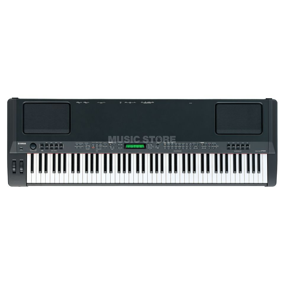 yamaha cp300 digital stage piano. Black Bedroom Furniture Sets. Home Design Ideas