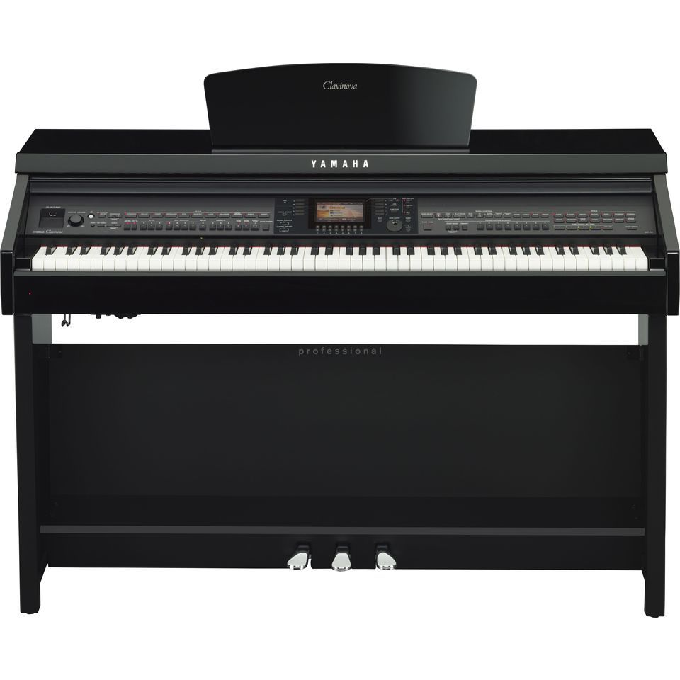 Yamaha CVP 701-PE Digital Piano Polished Ebony Produktbild