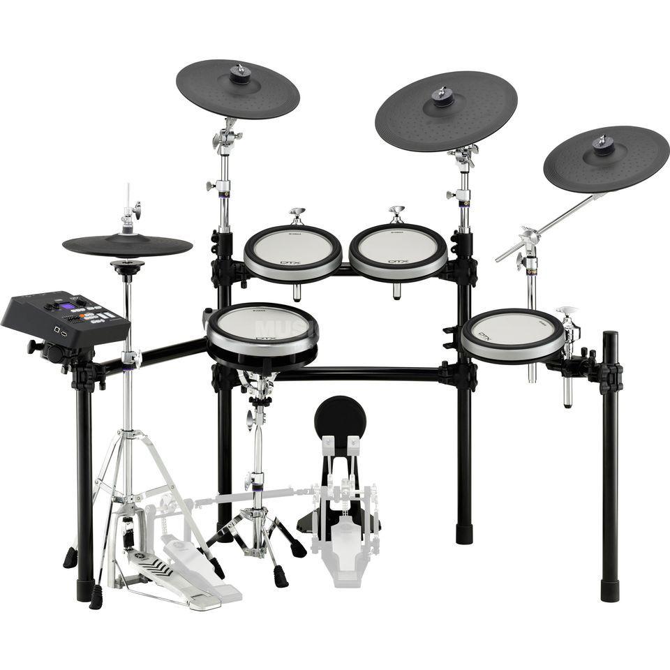 yamaha dtx750k e drum set uk version. Black Bedroom Furniture Sets. Home Design Ideas