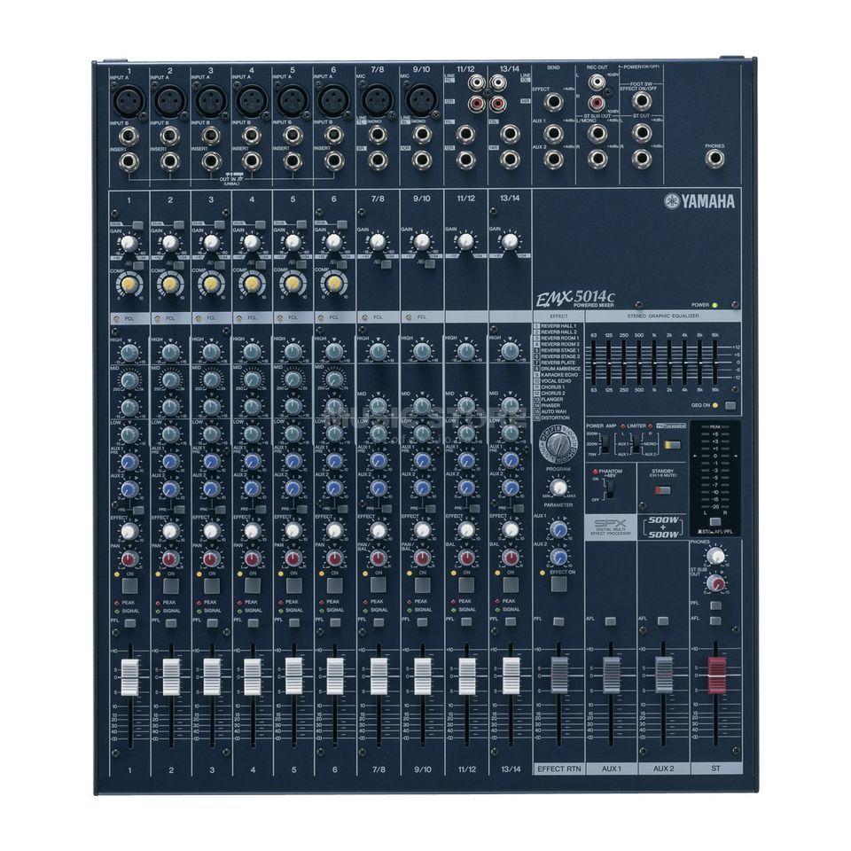 Yamaha Emxc Powered Mixer