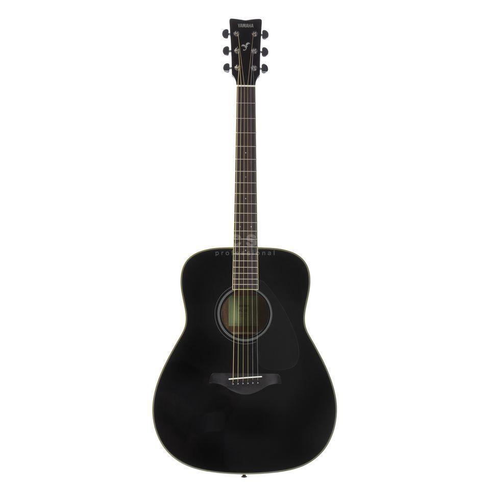 Yamaha Fg  Bl New Guitar