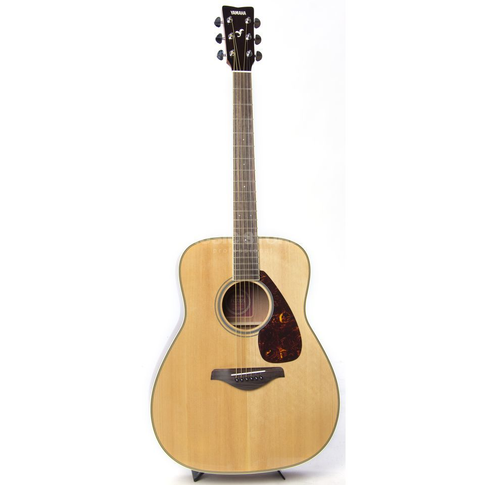 yamaha fg720s acoustic guitar natura l. Black Bedroom Furniture Sets. Home Design Ideas