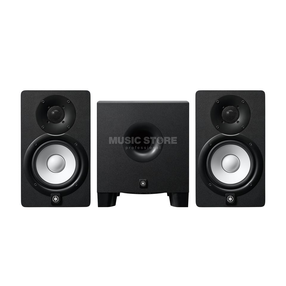 yamaha hs 7 hs 8s sub set music store professional. Black Bedroom Furniture Sets. Home Design Ideas