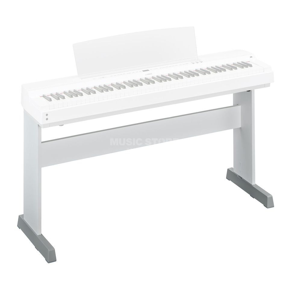 Yamaha L-255 WH Keyboard Stand for P-255 WH   White Produktbillede