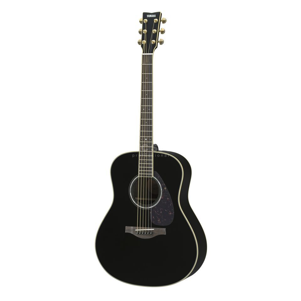 Yamaha LL 6 ARE Rosewood BL Black Produktbild