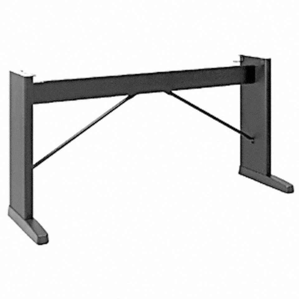 Yamaha LP3 Black Wooden Stand For P150, P200 & P250  Pianos Produktbillede