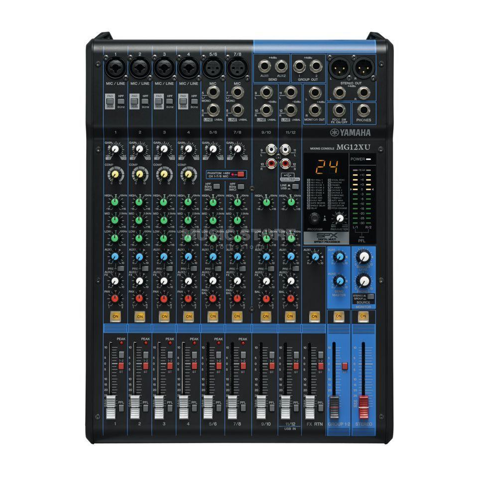 table de mixage 12