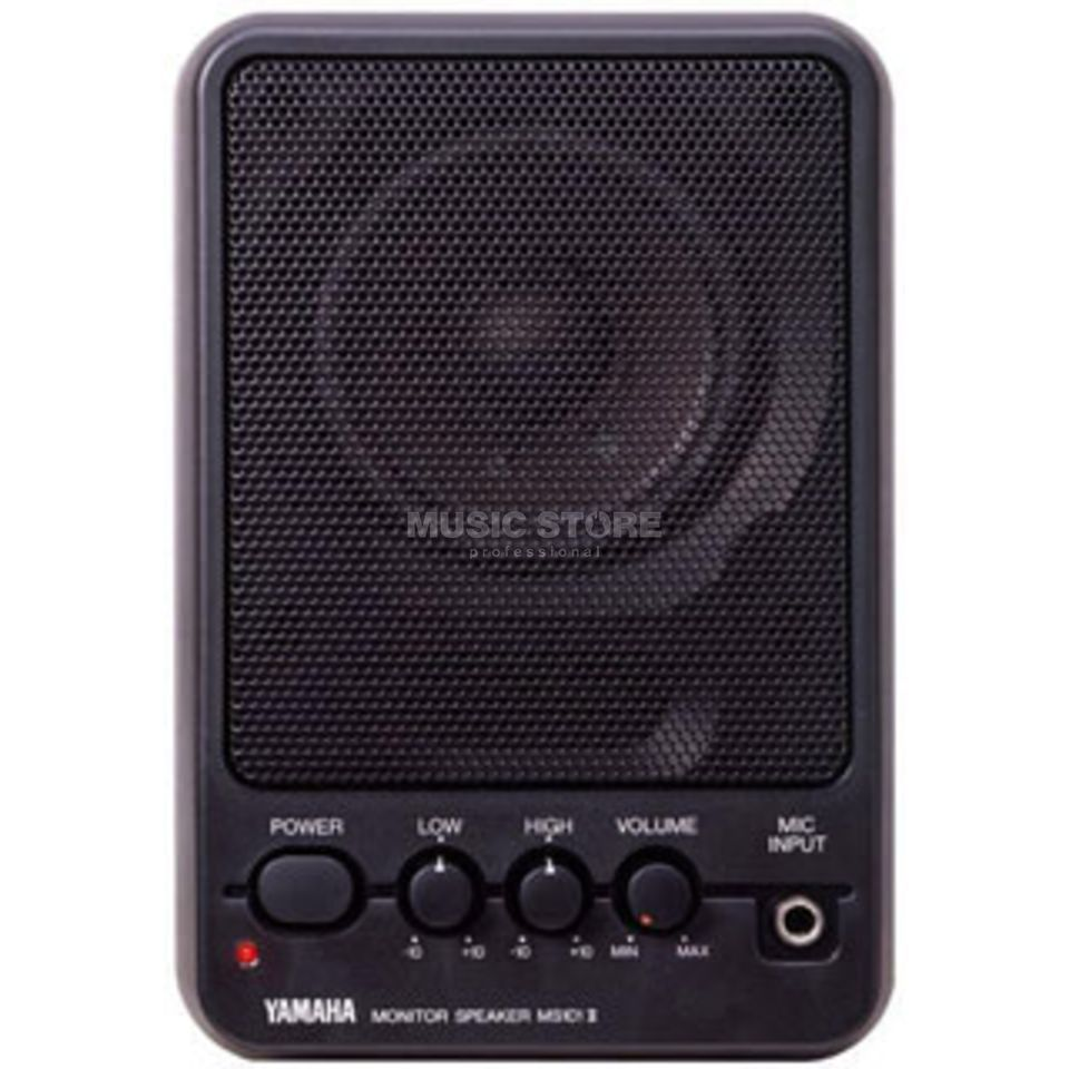 Yamaha MS101/3 Compact Active Monitor  Produktbillede