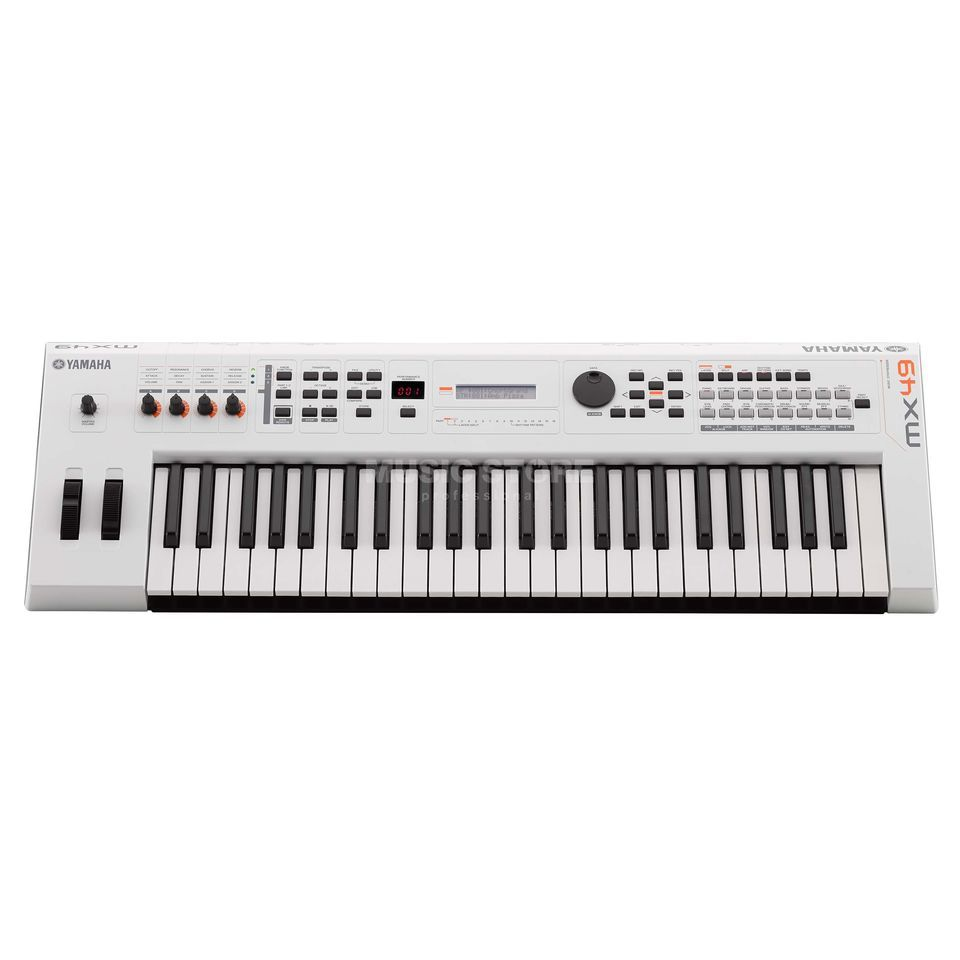 Yamaha MX49 II WH white Produktbillede