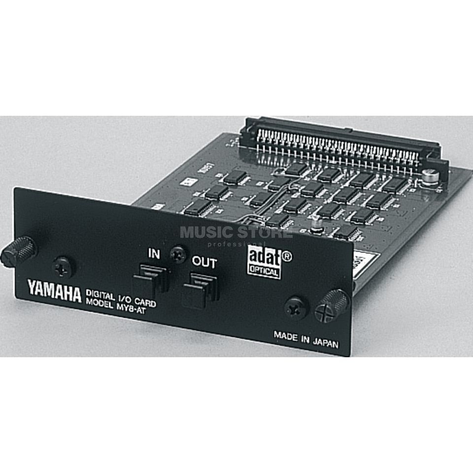 Yamaha MY8-AT 8-Channel Adat I/O Card Produktbild