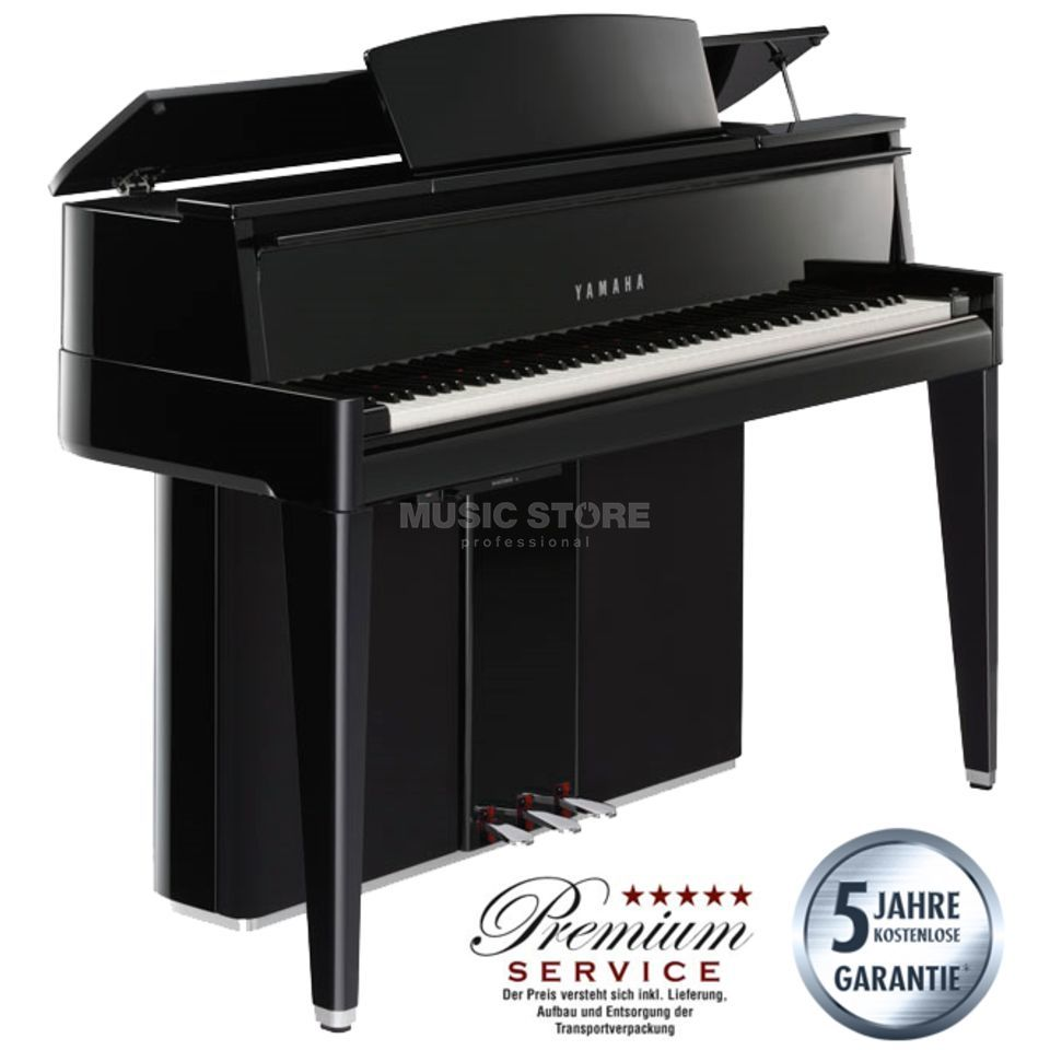Yamaha N2  Avant Grand Hybrid Piano  Reference Class Produktbillede