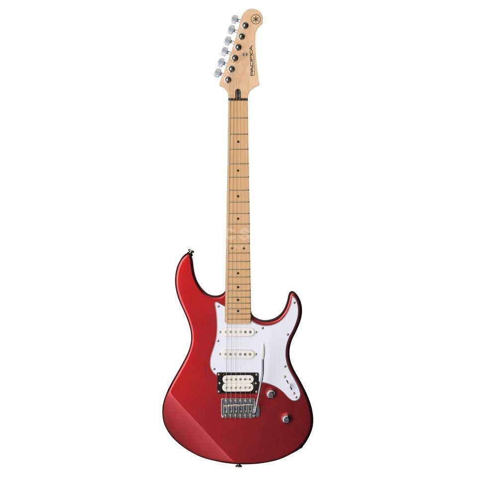 Yamaha Red Electric Guitar