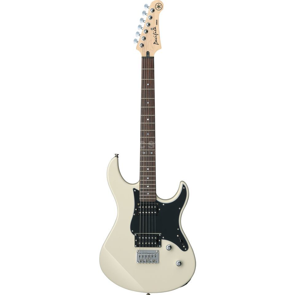 Yamaha Pacifica 120H Electric Guitar,  Vintage White   Produktbillede