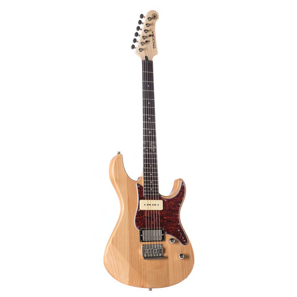 Yamaha Pacifica 311 Electric Guitar,  Yellow Natural Stain   Produktbillede