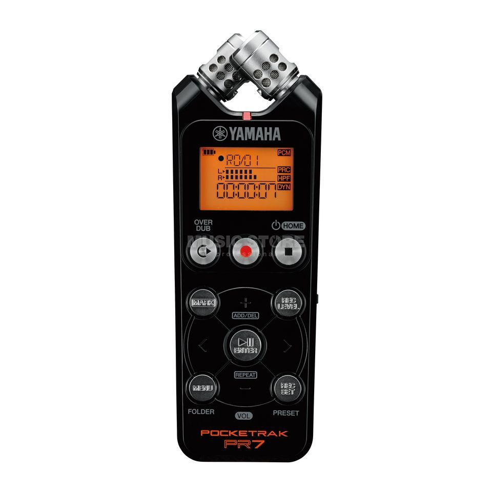 Yamaha Pocket Recorder