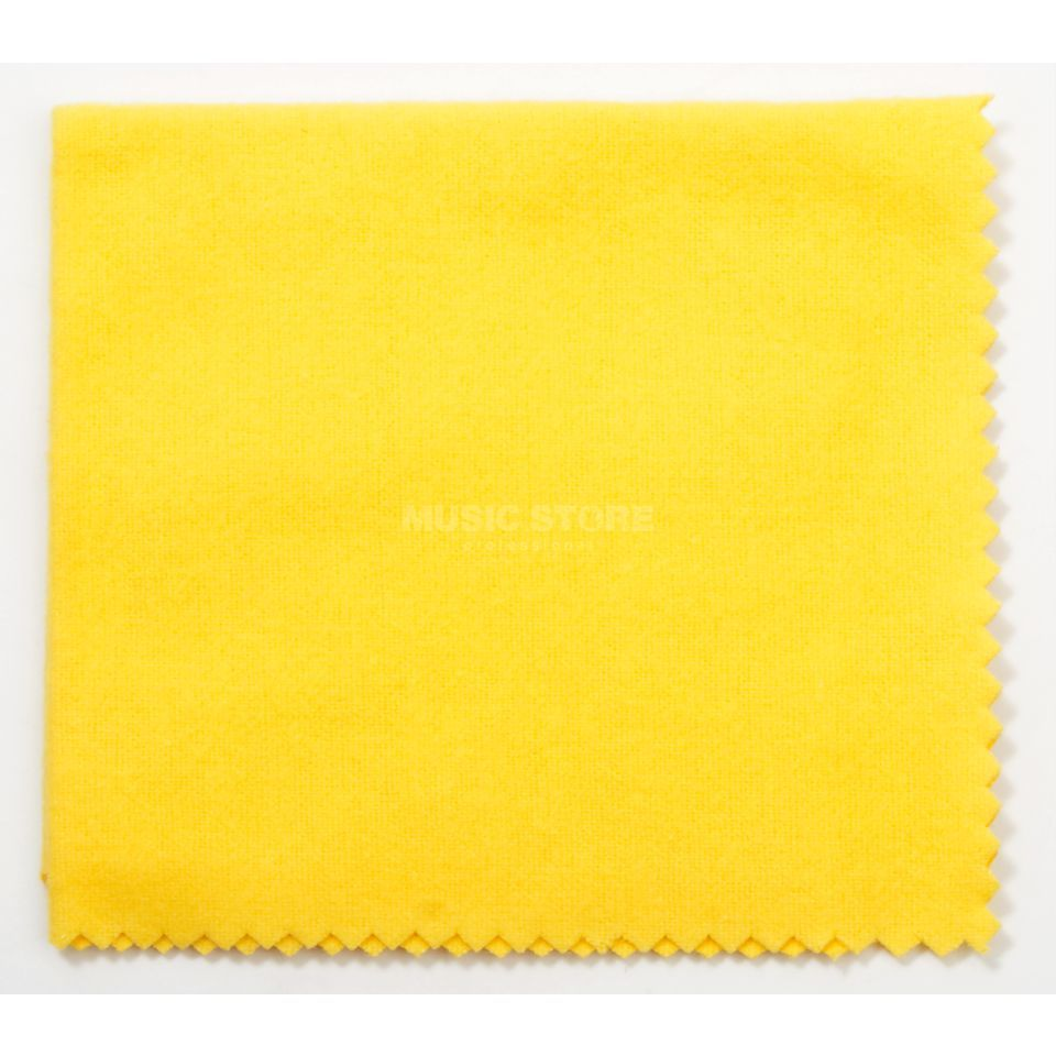 Yamaha Polishing Cloth Size S Yellow Produktbillede