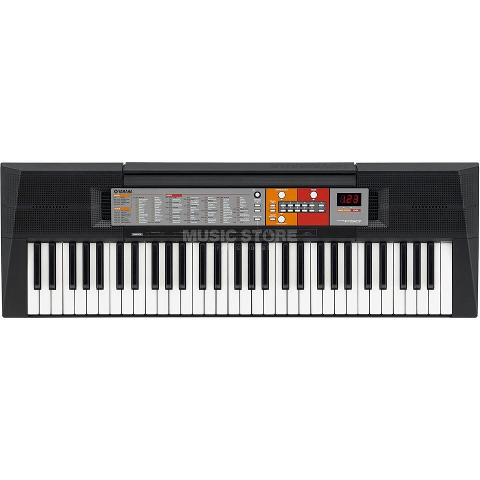 Yamaha psr f50 portable keyboard for Yamaha keyboard store