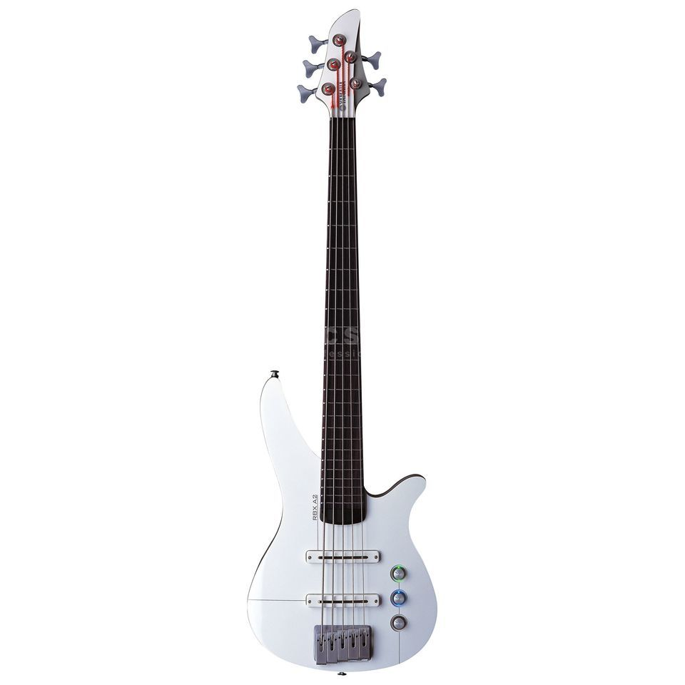 Yamaha RBX 5 A2 White/Aircraft Grey blanco/gris Imagen del producto