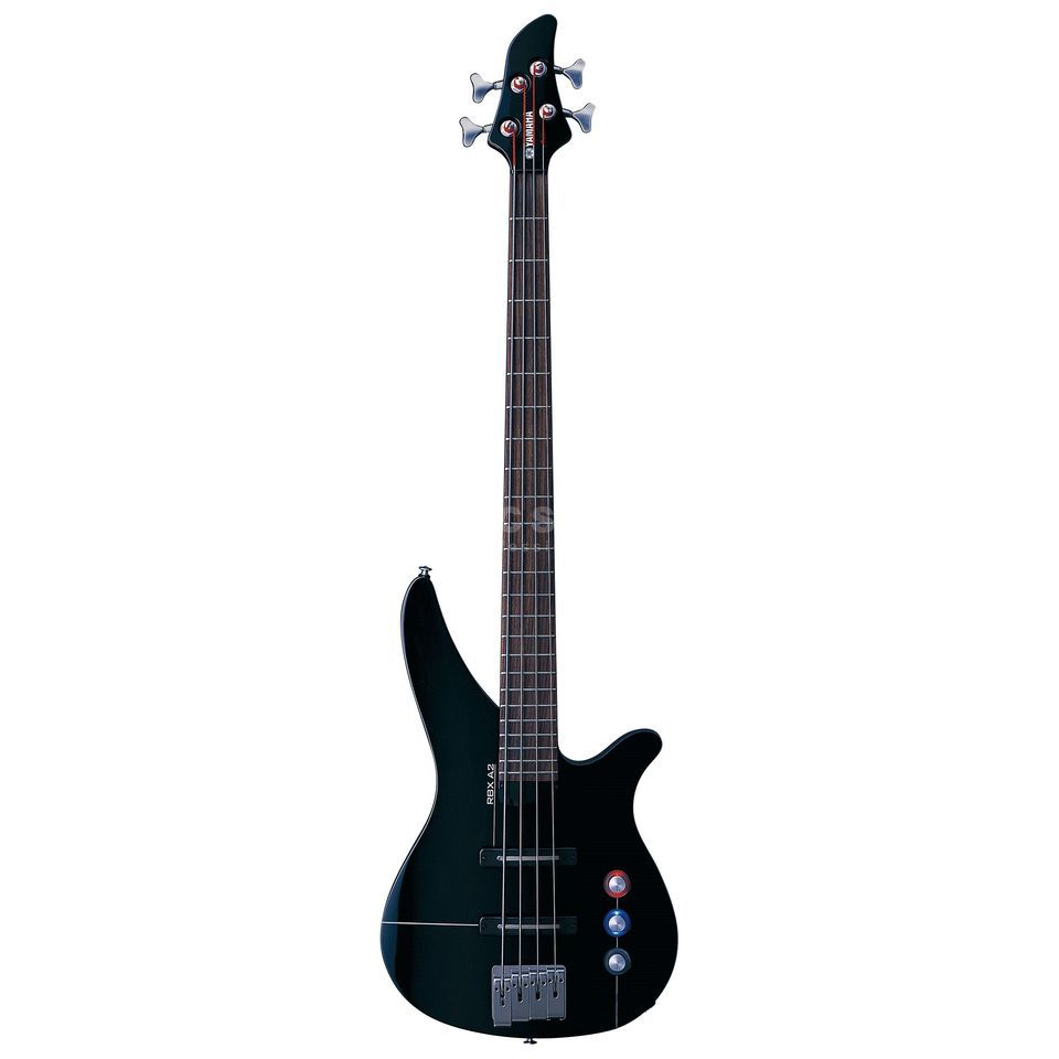yamaha rbxa2 bl bass guitar bk black. Black Bedroom Furniture Sets. Home Design Ideas