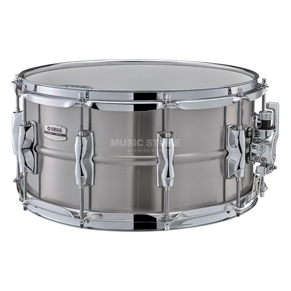 "Yamaha Recording Custom Snare 14""x7"", Steel Product Image"