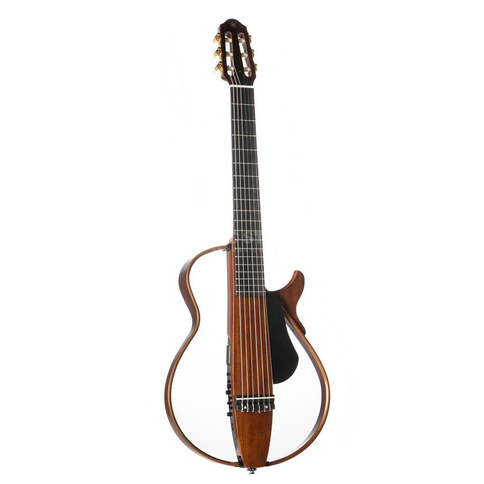yamaha silent guitar slg 200 nw natural nylon dv247 en gb. Black Bedroom Furniture Sets. Home Design Ideas
