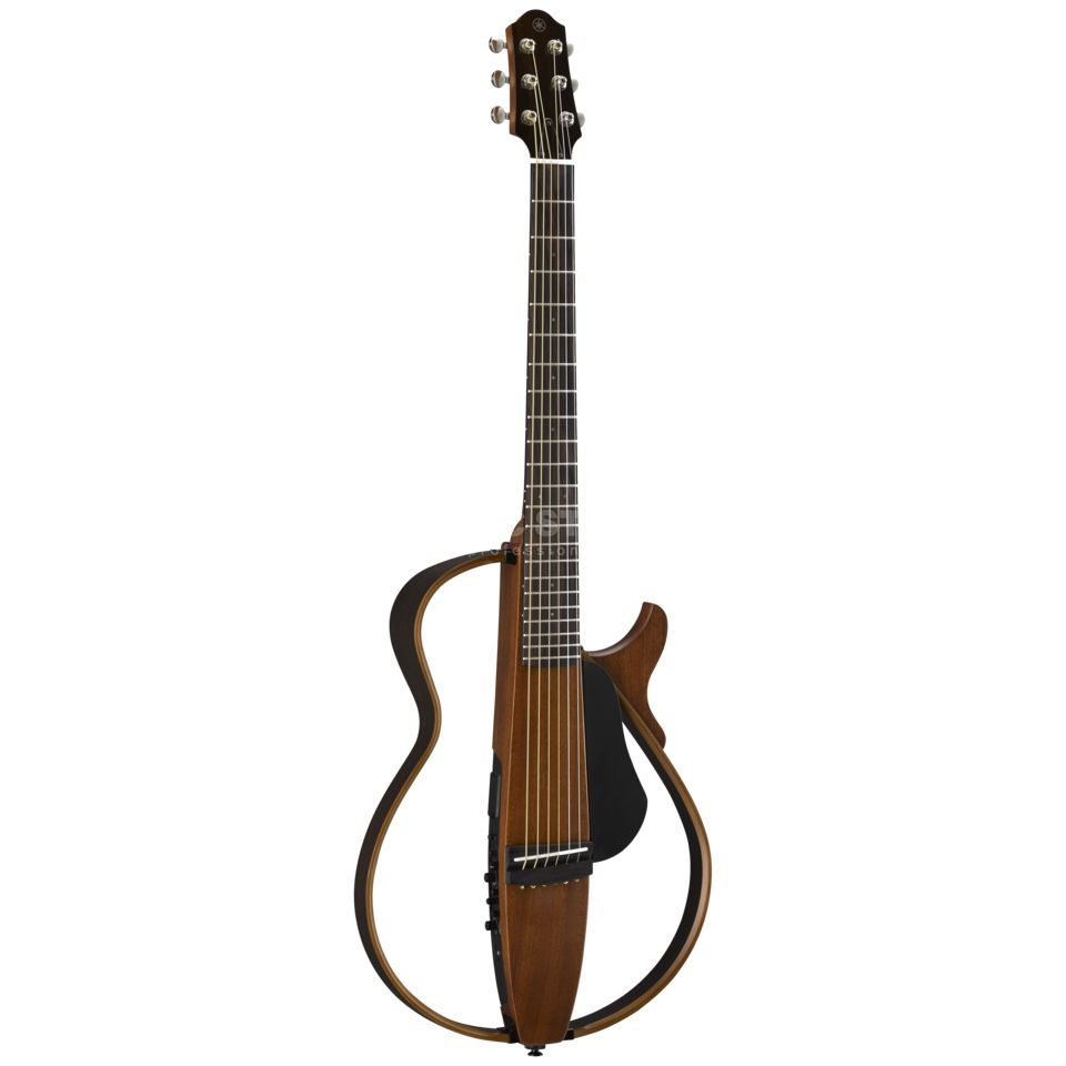 Yamaha Silent Guitar SLG 200 S Natural Steel Strings Produktbild