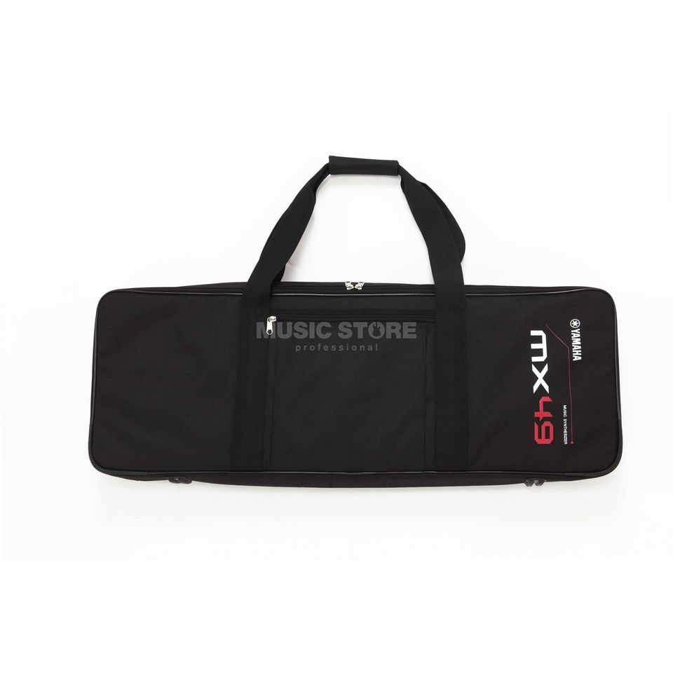 Yamaha Softcase MX49 Black Custom Bag for MX49 Produktbillede