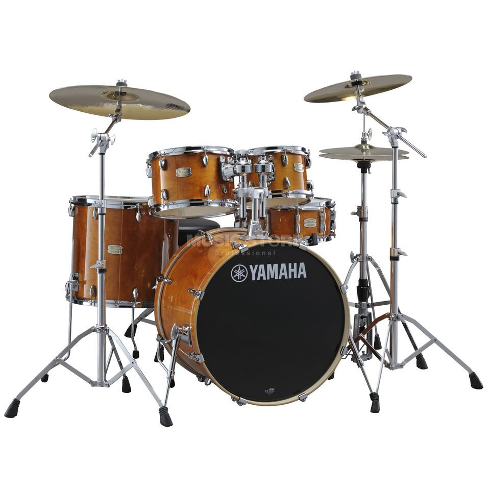 Yamaha Stage Custom Birch SBP2F5, Honey Amber #HA Produktbillede