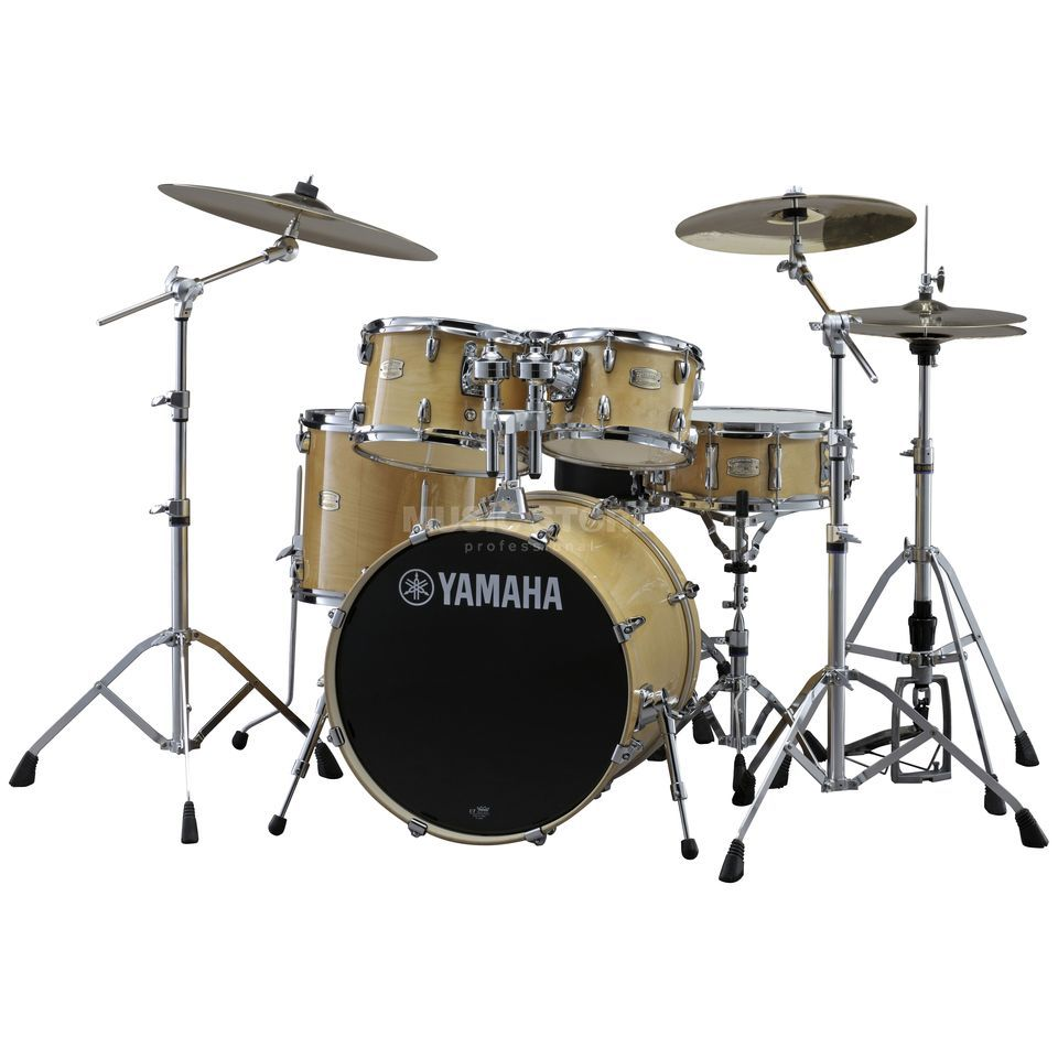 Yamaha Stage Custom Birch SBP2F5, Natural Wood #NW Produktbillede