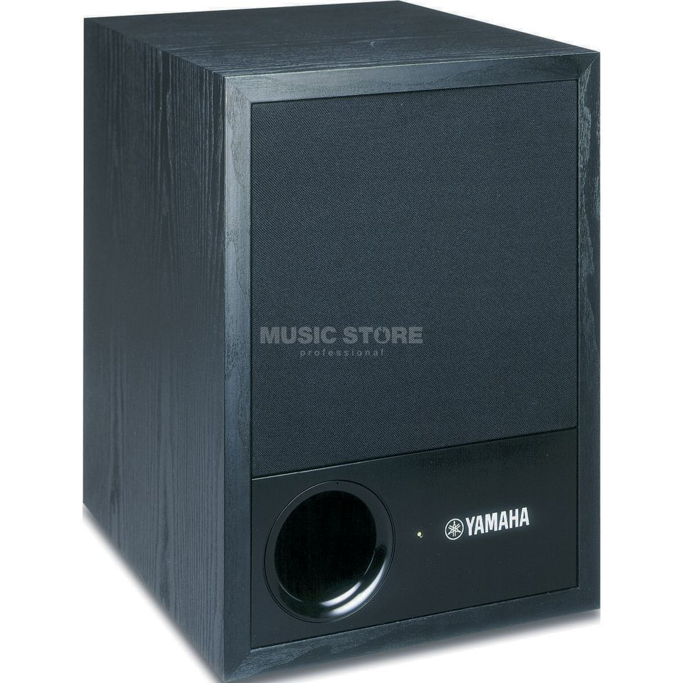 Yamaha sw 10 studio subwoofer aktiv 10 woofer 180w for Yamaha 10 speaker