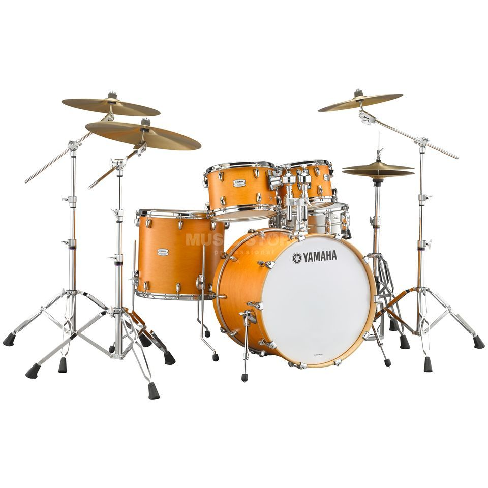 Yamaha TMP0F4 Tour Custom Shellset Caramel Product Image