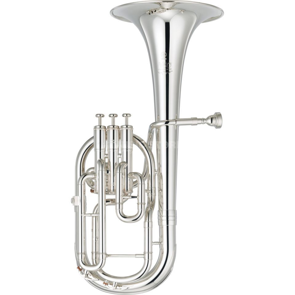 Yamaha YAH-803S Eb-Alto Horn Neo-Series, Silverplate Product Image