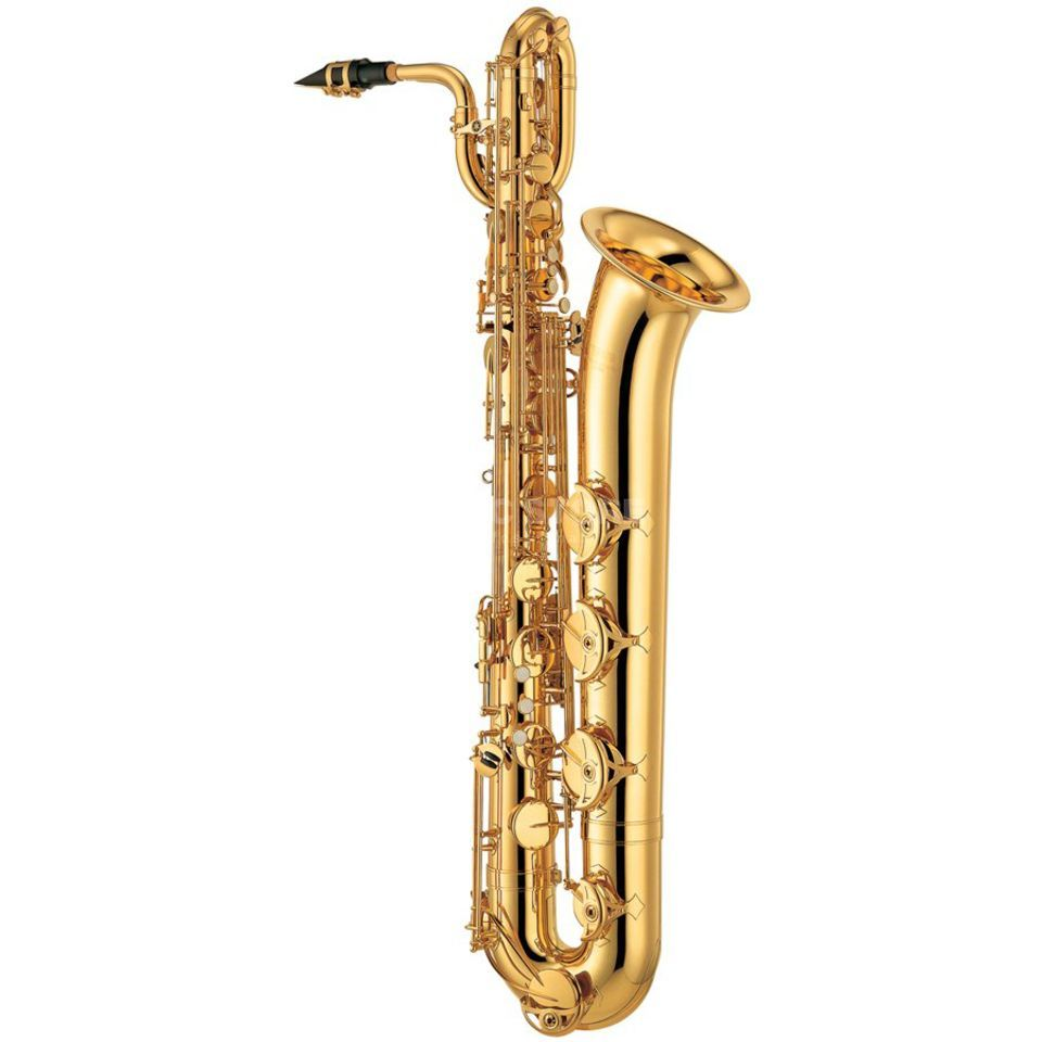 Yamaha YBS-32E Eb-Baritonsaxofoon incl. koffer & accessoires Productafbeelding