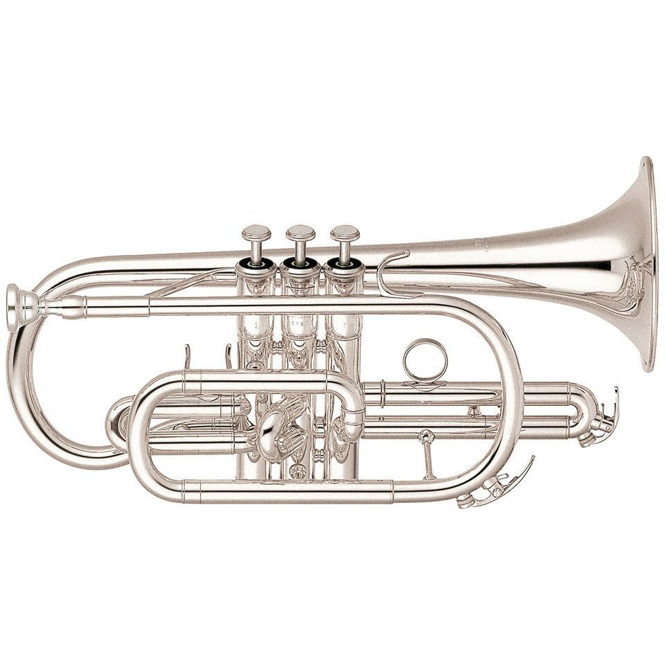 Yamaha YCR-4330 GS II Bb-Cornet Incl. Case and Mouthpiece Zdjęcie produktu
