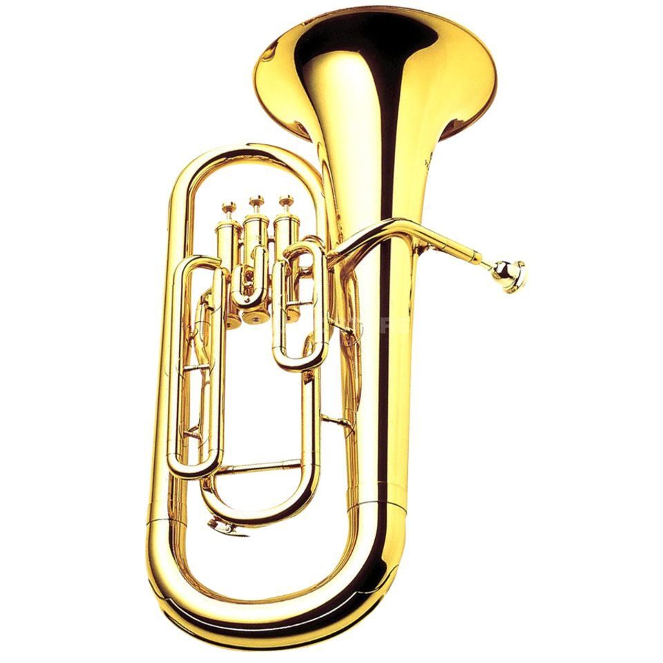 Yamaha YEP-201 Bb-Euphonium Three Valves, Lacquered Product Image
