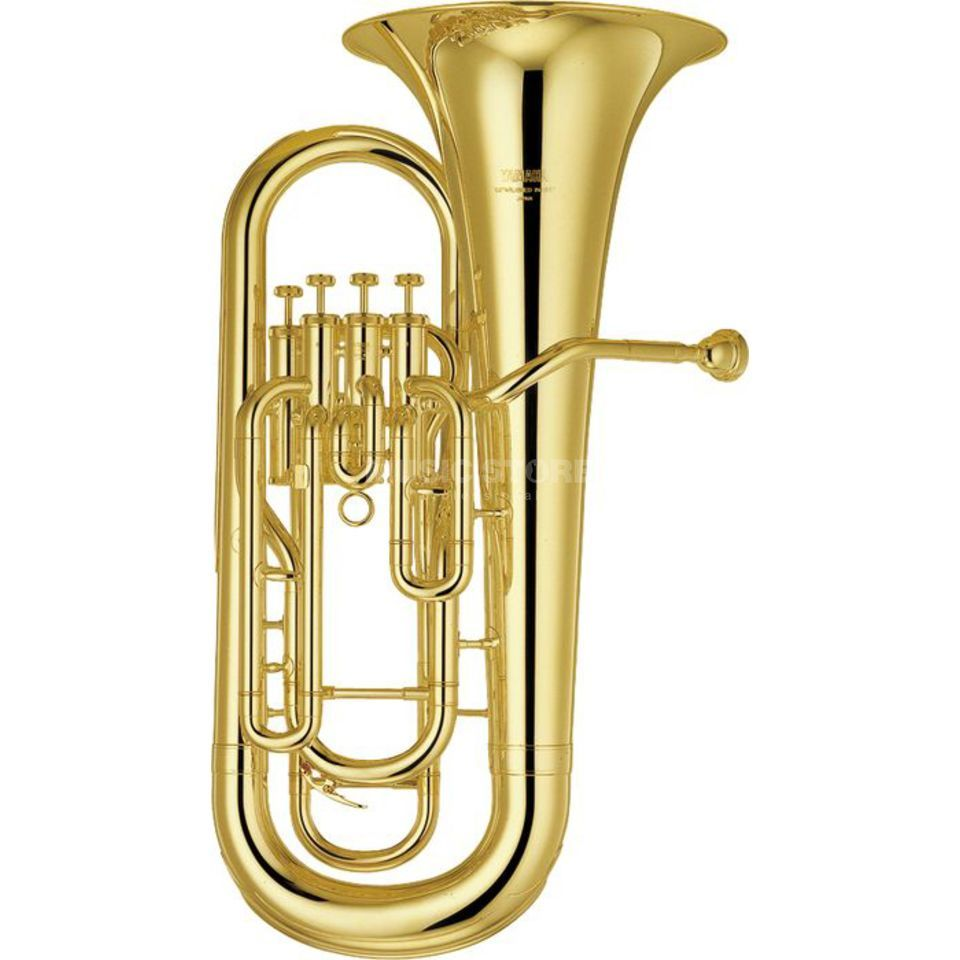 Yamaha YEP-321 Bb-Euphonium Four Valves, Clear Lacquer Изображение товара