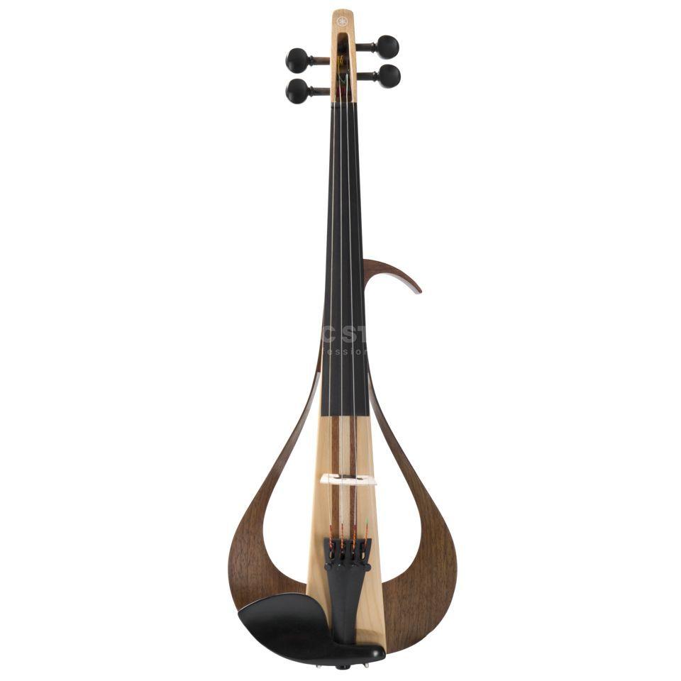 Yamaha Yev 104 Tbl Electric Violin Natural Music Store Professional En De