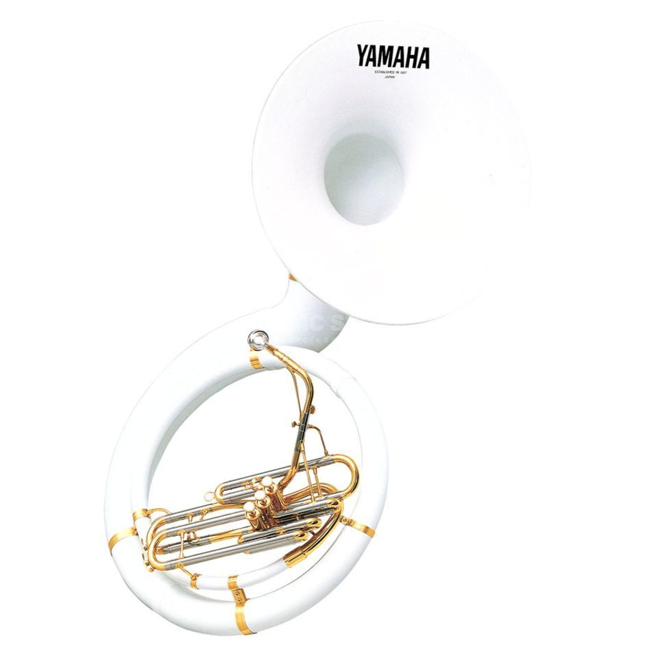Yamaha YSH-301 Bb-Sousaphone Three Valves Product Image
