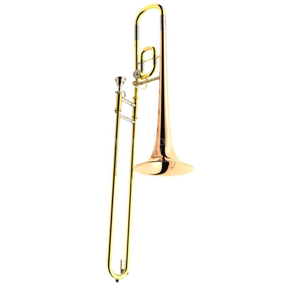 Yamaha YSL-350C Bb-Compact Trombone Incl. Case and Mouthpiece Product Image