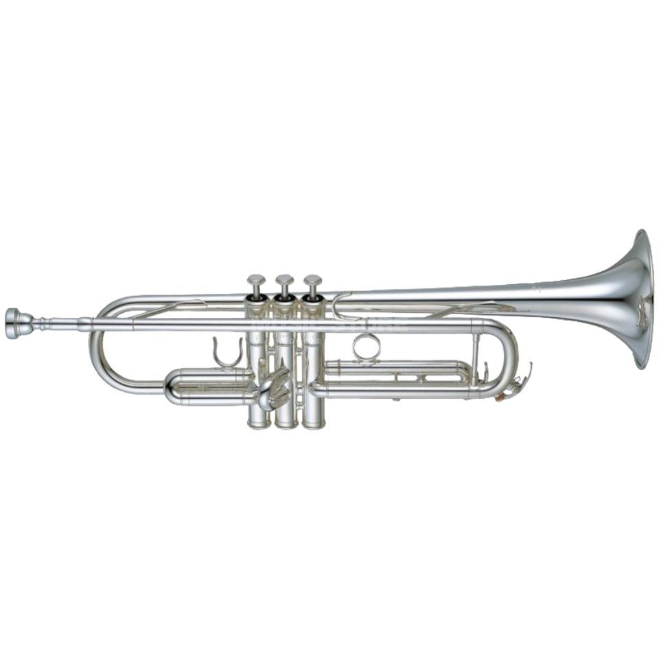 Yamaha YTR-5335 GS Bb-Trompete ML Silverplate Product Image
