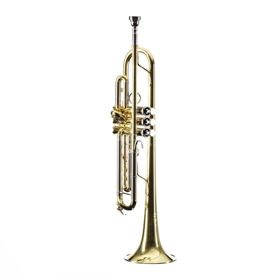 Yamaha YTR-8345 R02 PT Bb-Trumpet Reversed Product Image