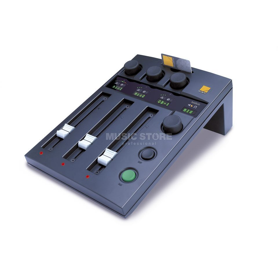 Yellowtec Intellimix Digital Desktop Audio Mixer Produktbild